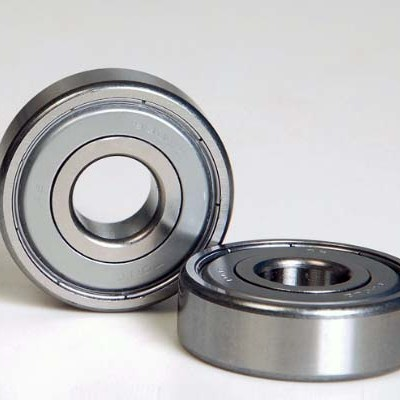 Single Row Stainless Steel With Flanged Outer Ring Deep Groove Ball Bearings