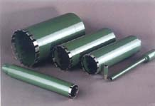diamond core drilling bits/core bits