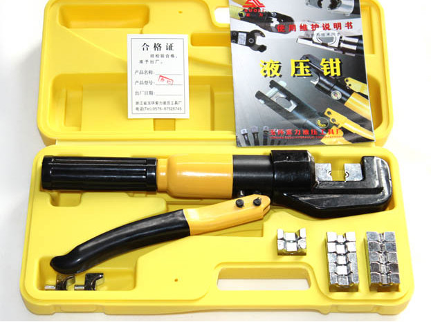 Supply hydraulic conductor crimping pliers of KDG-150A/200A