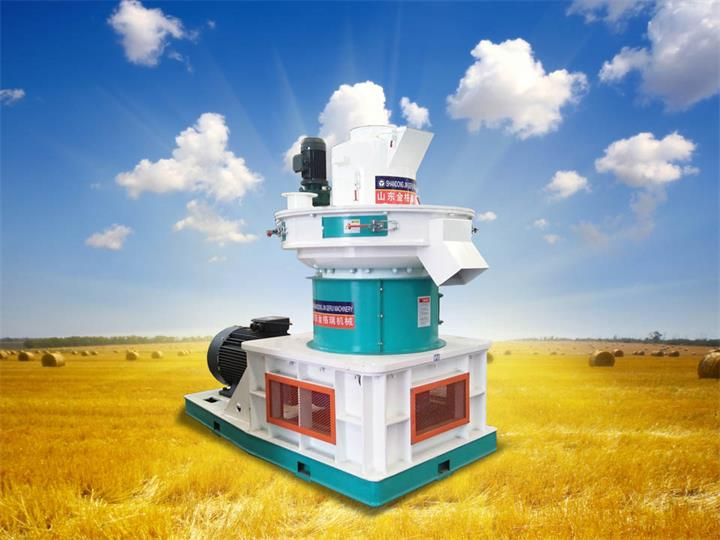 Popular straw pelletizer machines china for sale jingerui