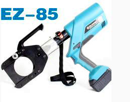 EZ-85 battery powered cable cutting tools
