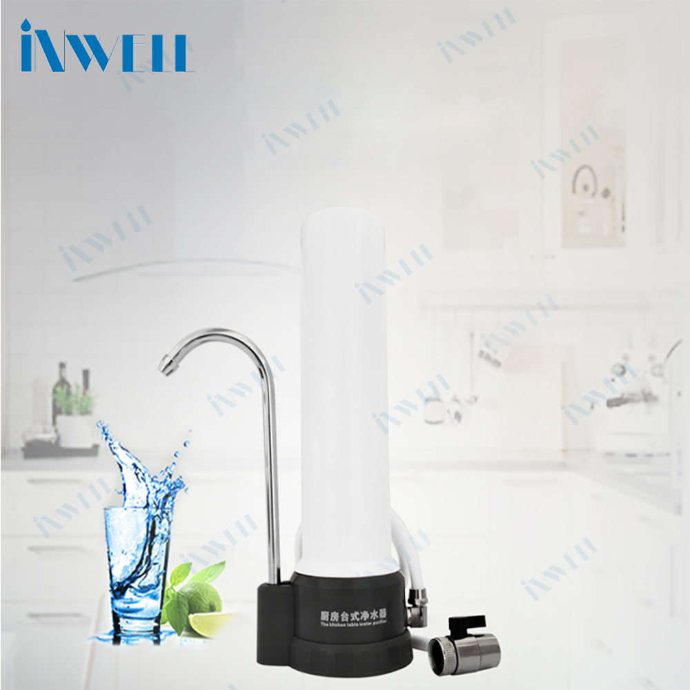 Countertop Water Filter CTO Carbon Block Filter Cartridge
