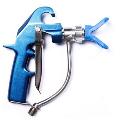 HB132 Heavy-Duty Blue Texture Gun