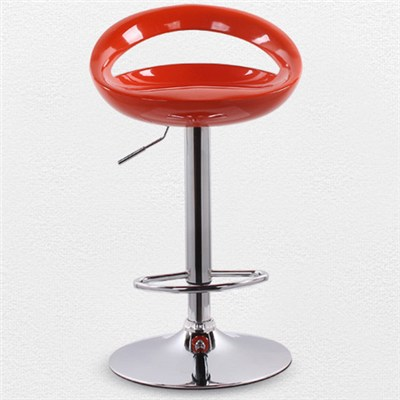 Durable Plastic Bar Stool