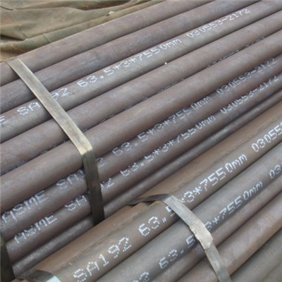 ASTM A 192 Steel Tubes