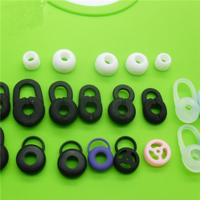Silicone Rubber Earplugs Parts