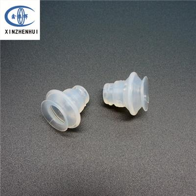 ZP 1.5 Bellows Silicone Rubber Suction Cups