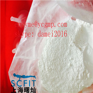 Pharmaceutical Raw Materials Fat Burner Steroids L-thyroxine T4 CAS 51-48-9 For Muscle Growth