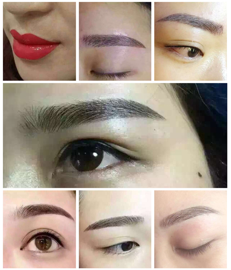 enjoy 50% off eyebrow ,lip tattooing and eyeliner technical service