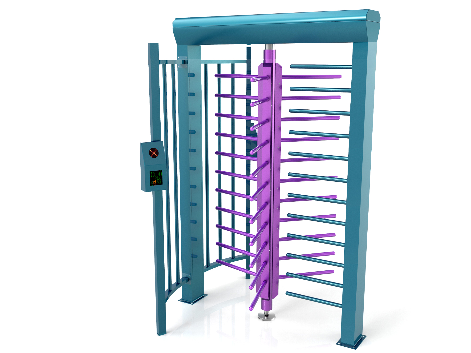 Full Heitht Turnstile