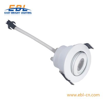 3W Rotated LED Under Cabinet Light With Osram 3030 Powerful LED 20 Degree Lens