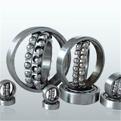 Cylindrical And Tapered Bore Self-aligning Ball Bearings