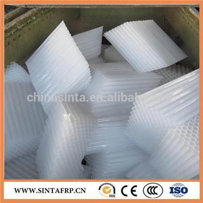 PVC Plastic Hexagonal Honeycomb Packing