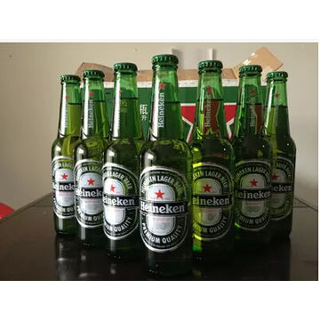 Heineken Lager Beer 250ml and 330ml