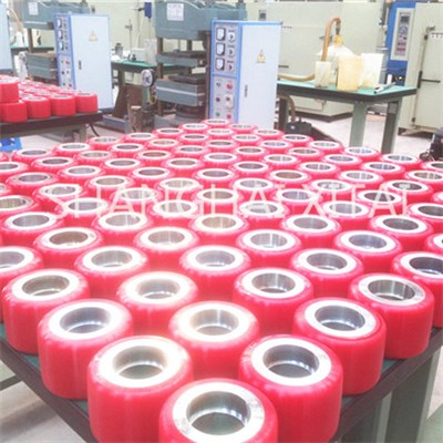 Iron Core Polyurethane Wheels