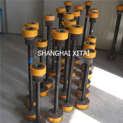 Polyurethane Drive Rollers