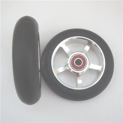 Metal Core Scooter Wheels