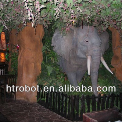 Animatronic Animal Elephant