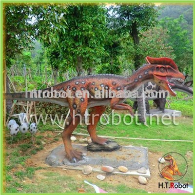 Animatronic Simulated Dinosaur Costume For Adults