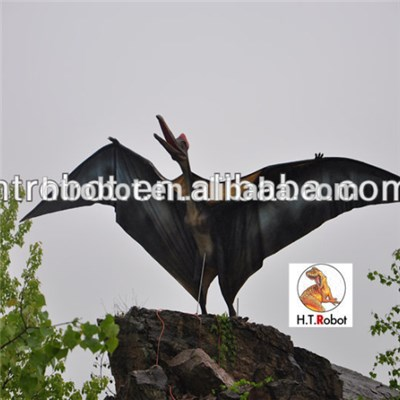 Ancient Simulation Flying Dinosaur Pterosaur