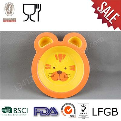Factory Wholesale Cute Design Melamine Kids Bowl