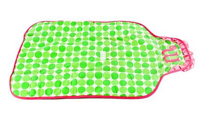 Baby Green Dot printed changing pad liners,change pad station,baby blanket