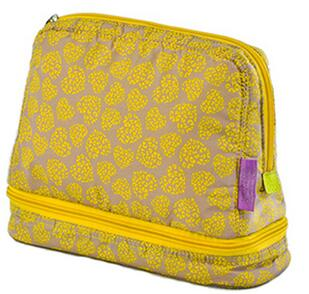 Travel toiletry cosmetic bag, protable pouch
