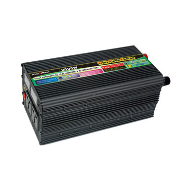Power Inverter Dc 12v Ac 220v