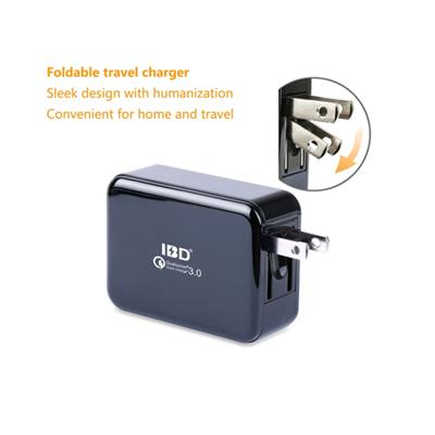 QC3.0+3A TYPE C Wall Charger
