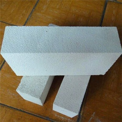 High Alumina Mullite Insulating Brick