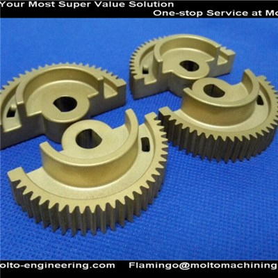 Precision Gear Cutting Service for gear box