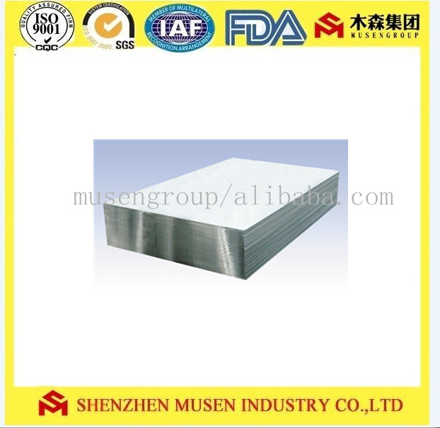 3000 Series Grade Checkered/Embossed Surface Treatment Aluminum Sheet