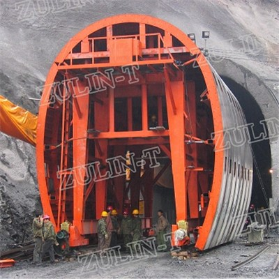 Tunnel Lining Trolley