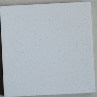 Crystal White Quartz Stone Slab Big Brand