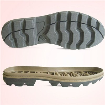 Rubber Outsole