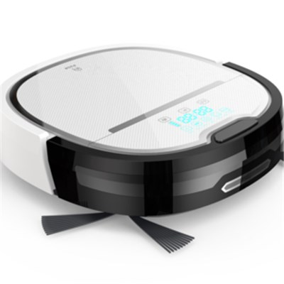 Robot Vacuumcleaner With UV Light Sterilization