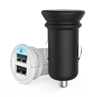 2 Ports USB Car Charger