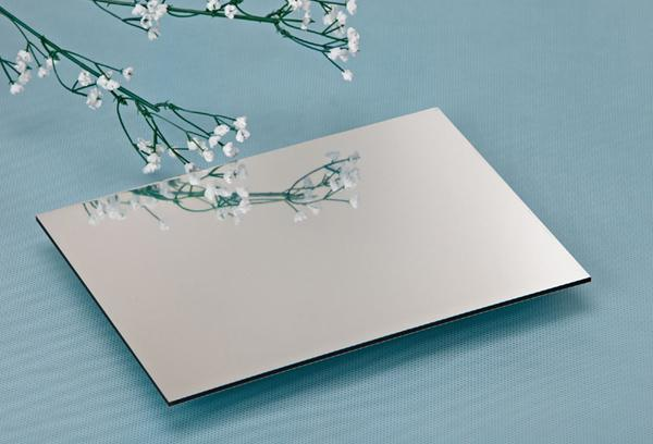 Mirror Finished Aluminium Composite Panel
