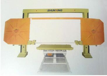 CNC Profile Stone Wire-saw