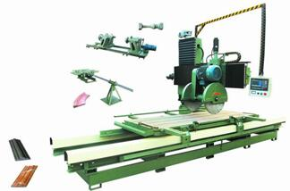 2-dimension stone profile CNC cutting machine