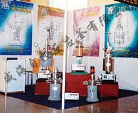 Laboratory stainless steel high pressure reactors