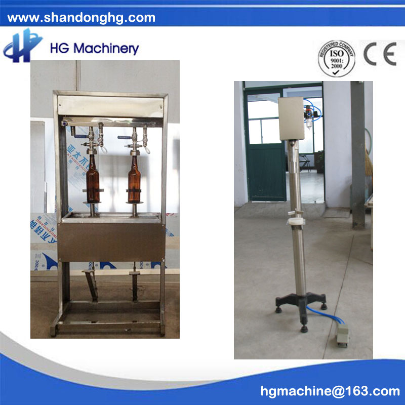Semi automatic Beer Filling Machine