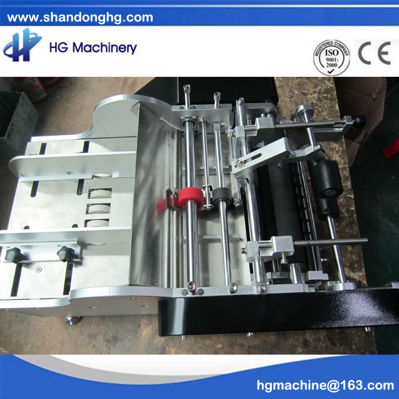 Semi Automatic Self Adhesive Label Machine