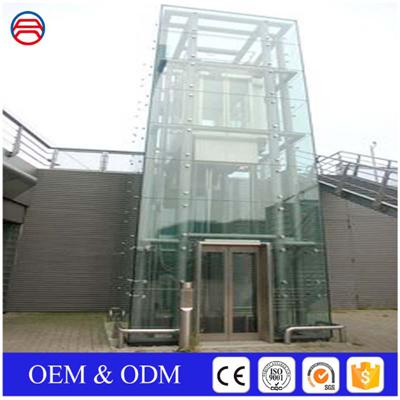 Exterior Laminated Tempered Glass For Elevators