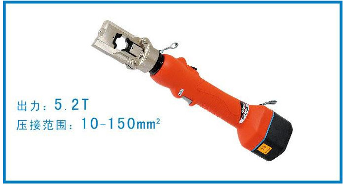 EZ-400U Plug-in crimping plier