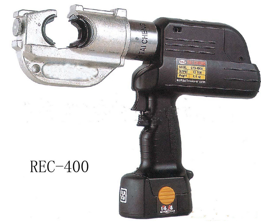 EXPEZ-400 electric hydraulic clamp from China