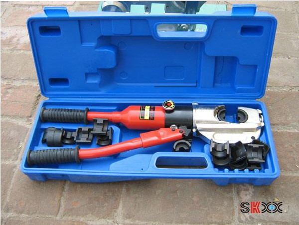 BZ-240 electric crimping pliers adapt to 16-240 square
