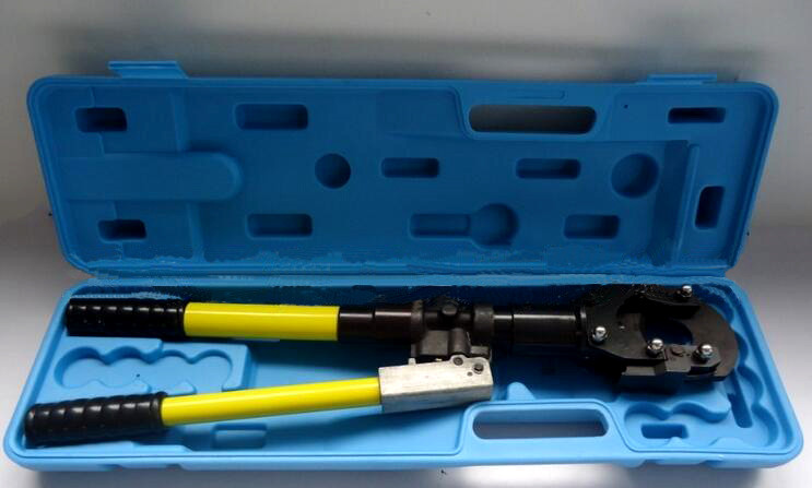 CPC-40A hydraulic cutting tool for cutting Wire rope steel rope and wire