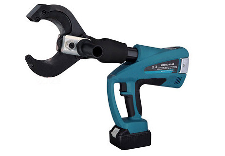 BZ-65C/85C/105C Battery Powered Cable Cutter for Al/Cu cable