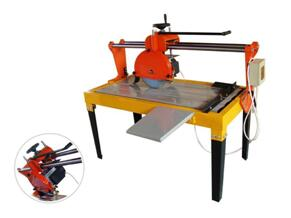 Portable Stone Cutting Machine by Manual